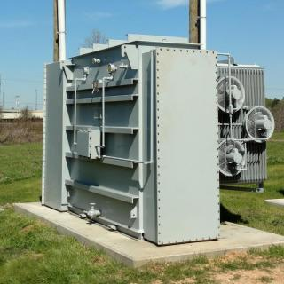 Industrial Substation Transformer
